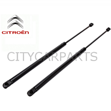CITROEN C4 PICASSO 2007- TAILGATE BOOT GAS STRUT SPRING SHOCK ABSORBERS PAIR